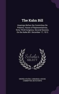 The Kahn Bill