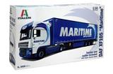 "Italeri 1:24 DAF XF105 ""Maritime"" Truck Model Kit"
