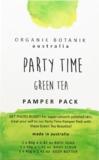 Organik Botanik Party Time Body Pamper Pack - Green Tea