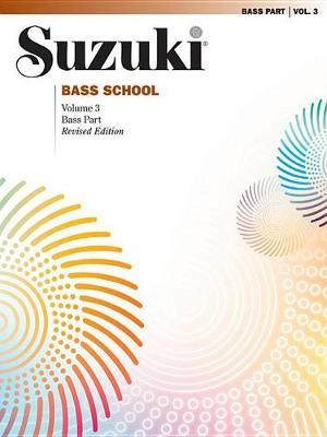 Suzuki Bass School: v. 3: Bass Part by Shinichi Suzuki image