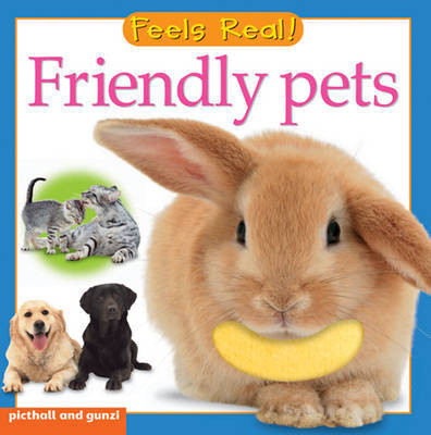 Friendly Pets by Christiane Gunzi