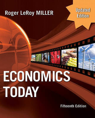 Economics Today: Update Edition by Roger LeRoy Miller image