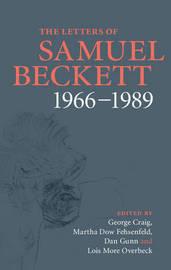 The Letters of Samuel Beckett: Volume 4 by Samuel Beckett