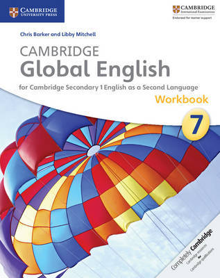 Cambridge Global English Stage 7 Workbook by Chris Barker