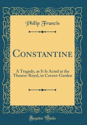 Constantine by Philip Francis image