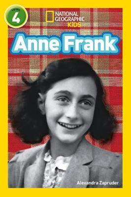 Anne Frank by Alexandra Zapruder