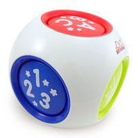 Learning Cube - Lights & Sounds Toy