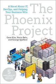 Phoenix Project by Gene Kim