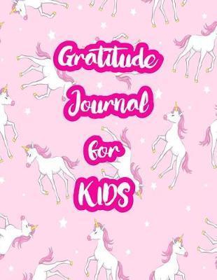 Gratitude Journal for Kids by Aliana Padilla
