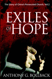 Exiles of Hope by Anthony Bollback image