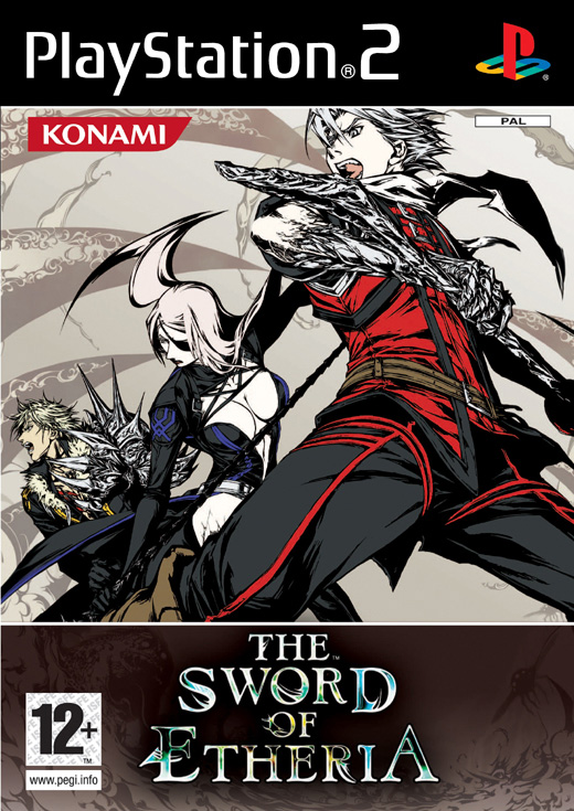 The Sword of Etheria for PlayStation 2 image