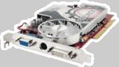Crucial Radeon X1600 PRO 512MB AGP