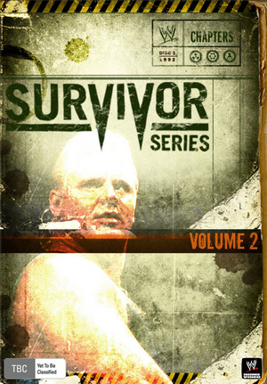 WWE Survivor Series 2009 on DVD image