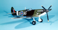 Supermarine Spitfire 1/30 Balsa Model Kit image