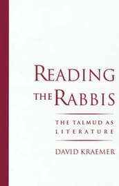 Reading the Rabbis by David Kraemer image
