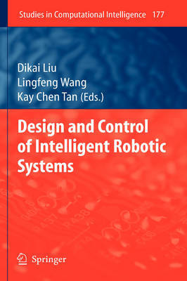 Design and Control of Intelligent Robotic Systems image