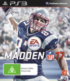 Madden NFL 17 for PS3