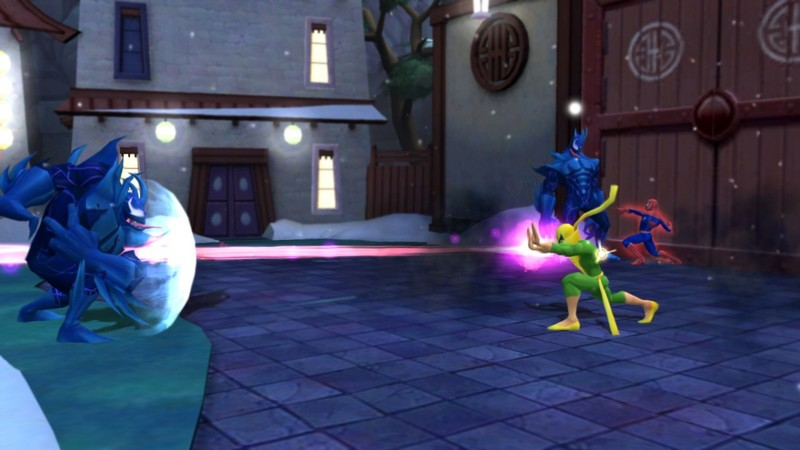 Spider-Man: Friend or Foe for Xbox 360 image