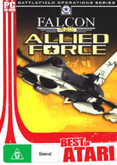Falcon 4.0: Allied Force for PC Games