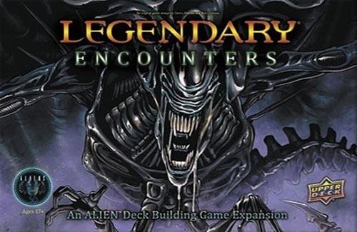 Legendary Encounters: Alien Expansion image