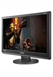 """Samsung SyncMaster 24"""" Wide LCD Full HD 2494HS (with HDMI) image"""