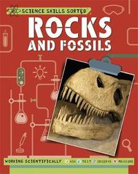 Science Skills Sorted!: Rocks and Fossils by Anna Claybourne
