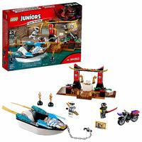 LEGO Juniors: Zane's Ninja Boat Pursuit (10755)