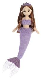 Sea Sparkles: Mermaid - Ice Shimmer Purple (45cm)