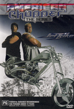 American Chopper : Jet Bike And Biketober on DVD