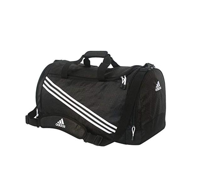Adidas University Medium Duffle 09 Color Black