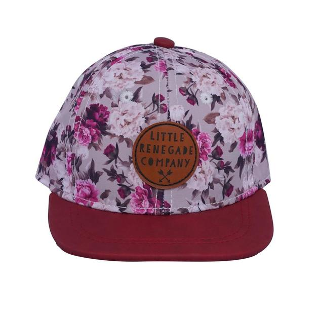 Little Renegade Company: Blooming Berry Cap - Maxi