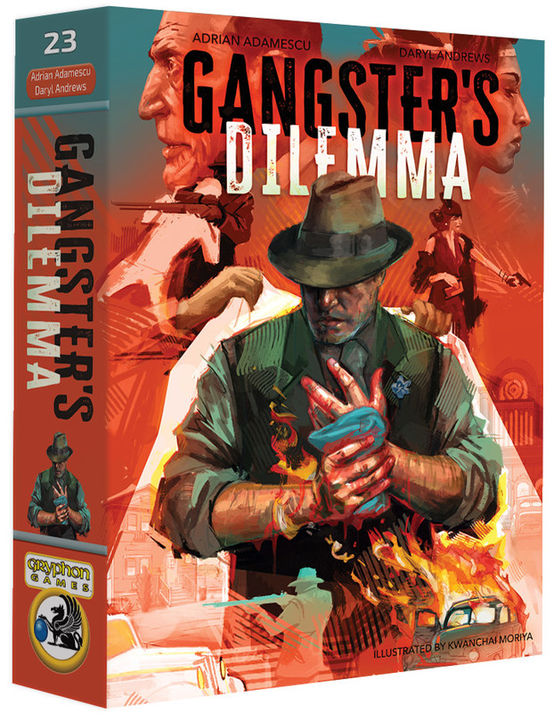 Gangsters Dilemma - Board Game