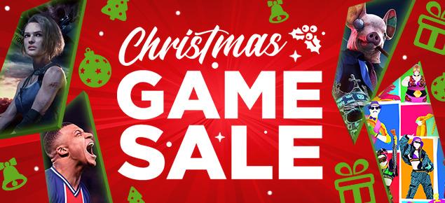 Christmas Game Sale
