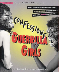 Confessions of the Guerrilla Girls by Guerrilla Girls, The image