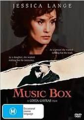Music Box on DVD