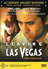 Leaving Las Vegas on DVD