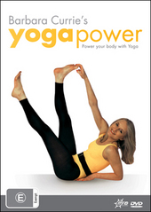 Yoga Power (Barbara Currie's) on DVD