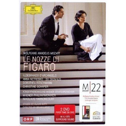 Mozart - Le Nozze di Figaro - Anna Netrebko on DVD