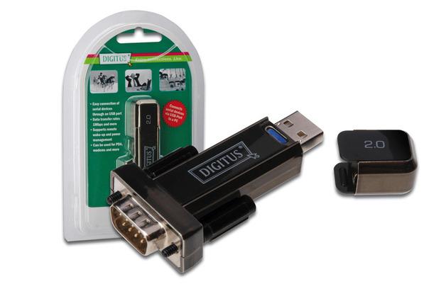 Digitus USB To Serial Mini Adapter