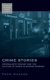 Crime Stories by Todd Herzog
