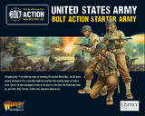 Bolt Action Starter Army American