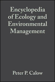 The Encyclopedia of Ecology and Environmental Management image