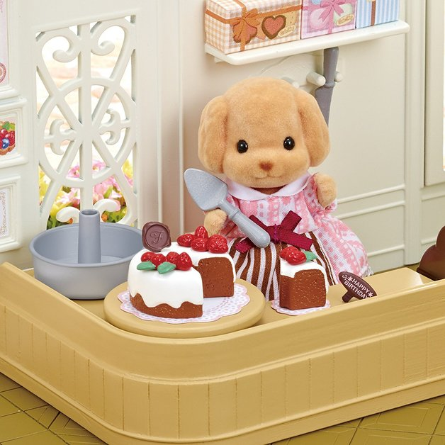 Sylvanian Families: Cake Decorating Set