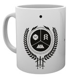 Destiny 2: Guardian Crests - Mug