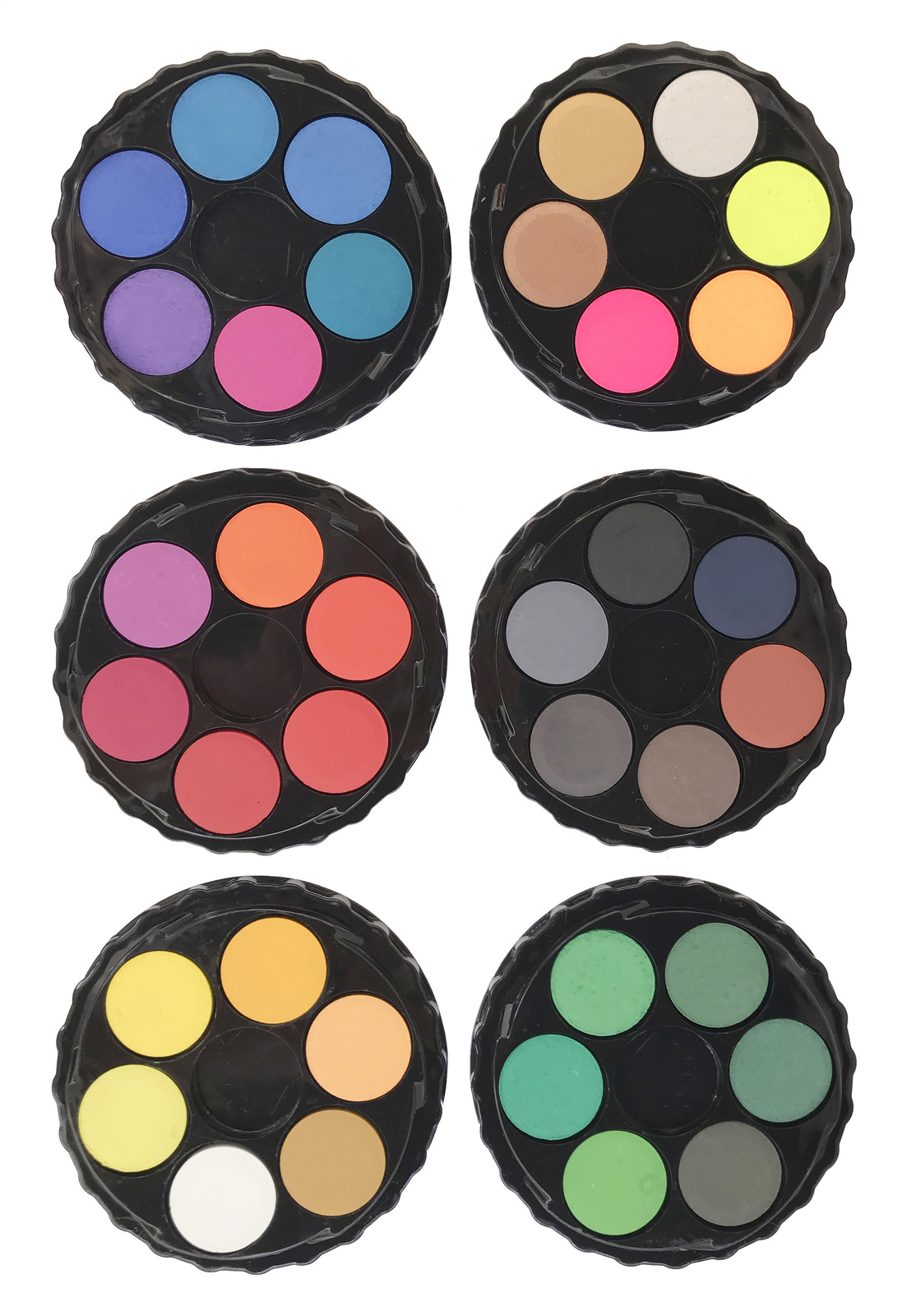 Jasart Voyager: Watercolour Discs - Set of 36 image