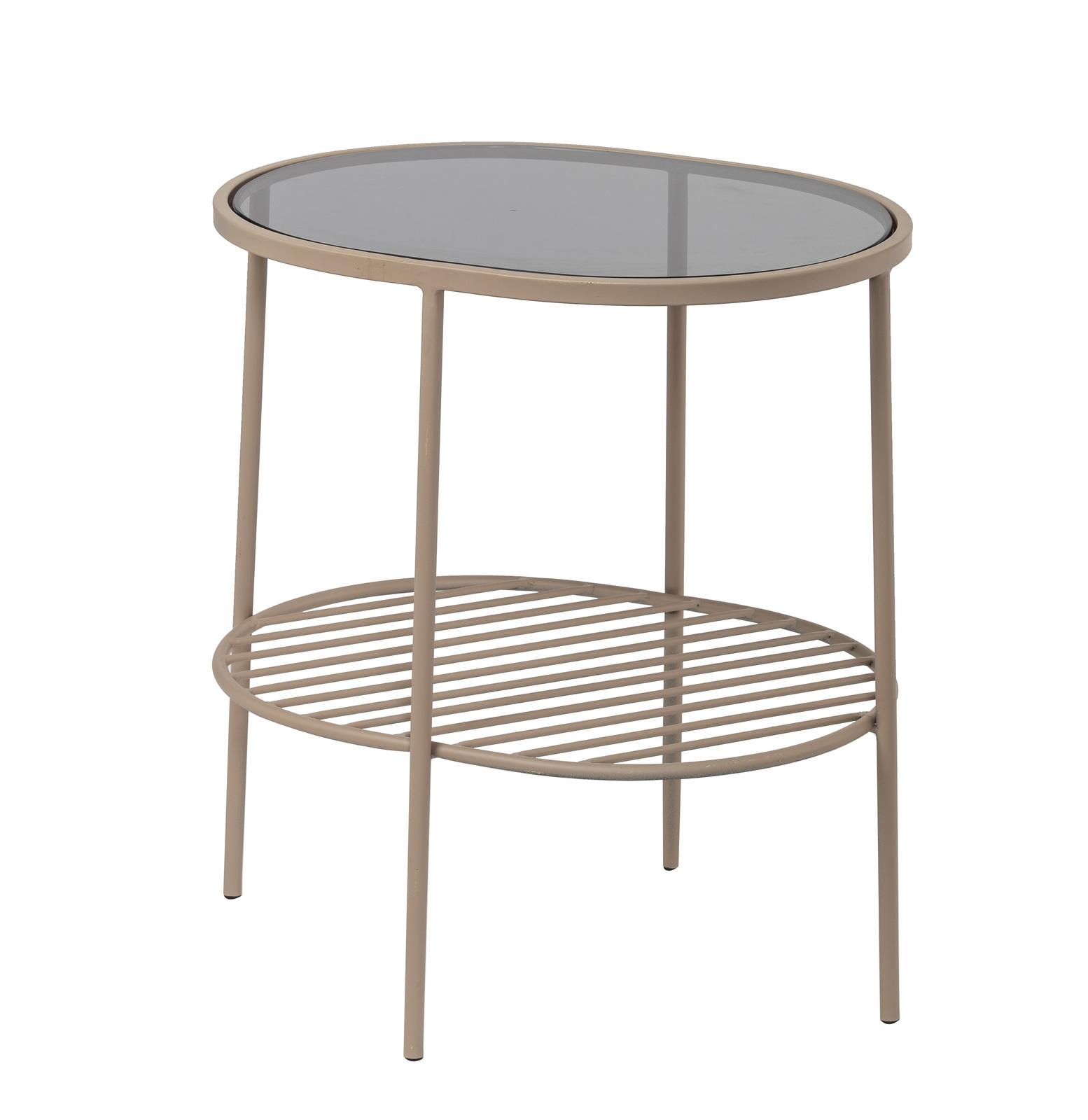 Amalfi: Aili Side Table (45x35.5x50cm) image