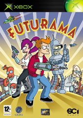 Futurama for Xbox