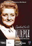 Agatha Christie's Miss Marple - The Complete Series 5 on DVD