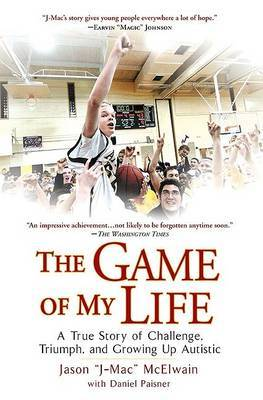 The Game of My Life by Jason J-Mac McElwain image