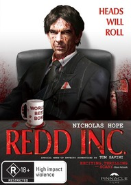 Redd Inc on DVD